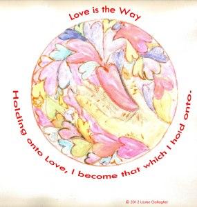 My Mandala of Love