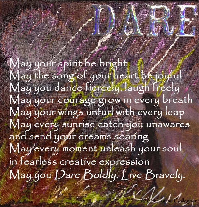 dare boldly 1 copy