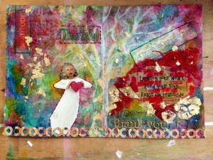 Art Journal Theme 4: Gratitude