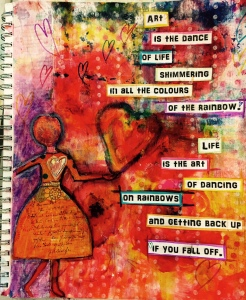 Art Journal Feb 21, 2015