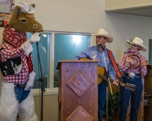 Photo from The Promotion Committee Blog of the Calgary Stampede by Madeline Babinec