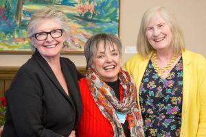Sharyn, Louise, Wendy