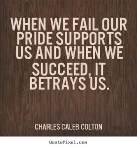 pride quote