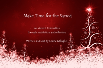 Make time for the sacred copy