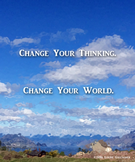 Change your world copy