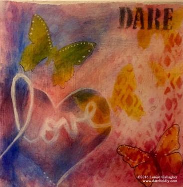 dare love copy
