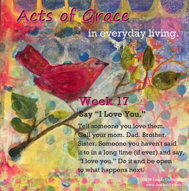 acts of grace week 17 copy