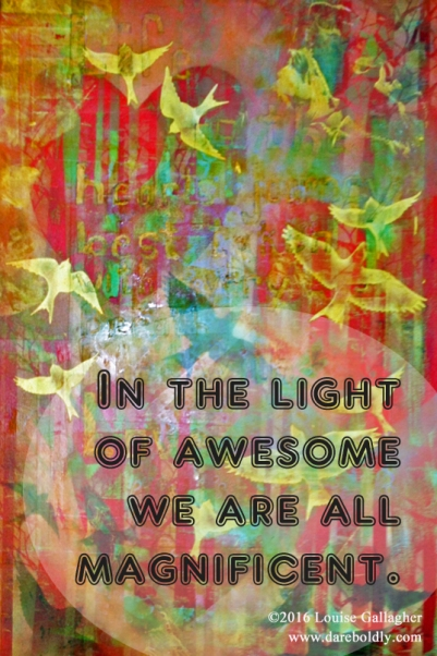 the light of awesome copy