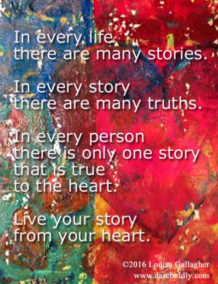 true to the heart copy