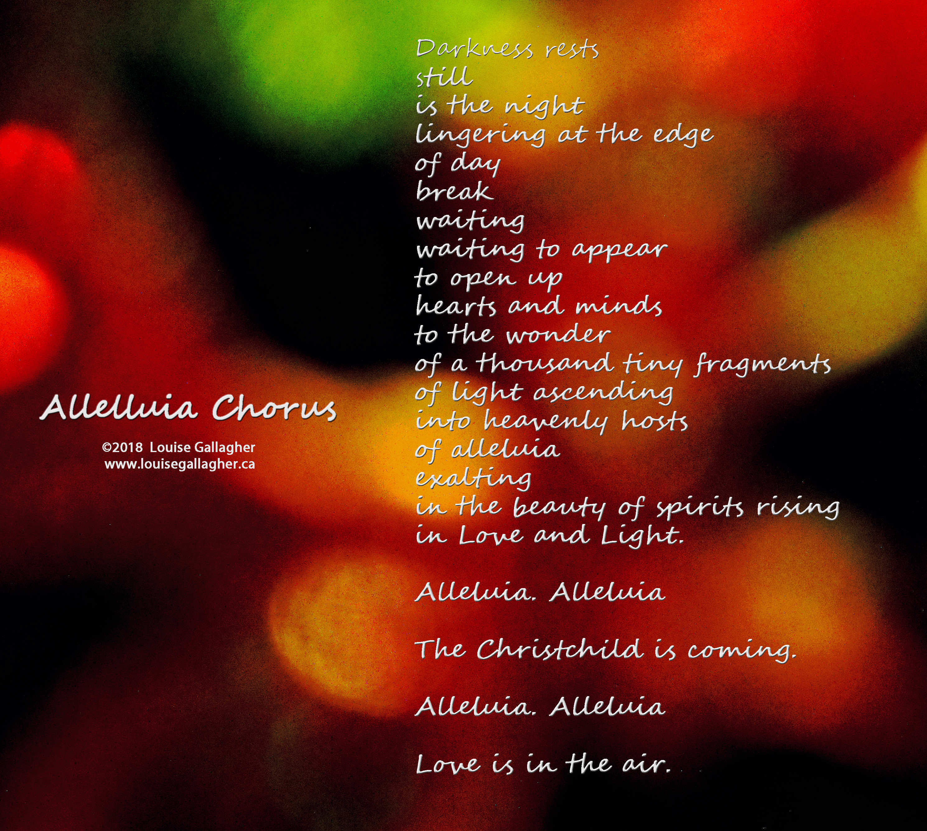Allelluia Chorus
