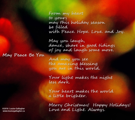 May peace be you (1)